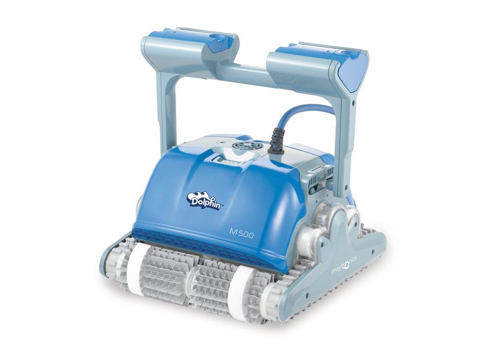 Robotic Pool Cleaners Mr Poolman